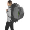 Osprey Meridian 75 Trolley Metal Grey